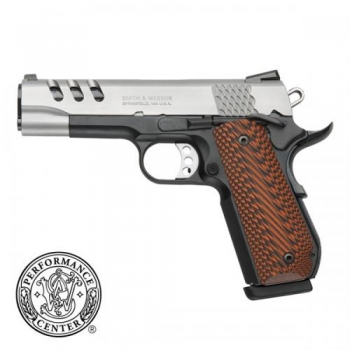 Smith & Wesson 1911 Performance Center Custom - LL: 10,8 cm