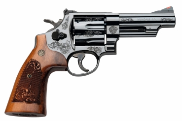 Smith & Wesson 29 Engraved