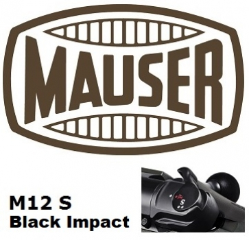 Mauser M12 S Impact (Handspannung) Repetierbüchse