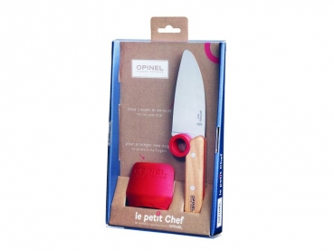 Opinel Le petit Chef / Kinder Set 2-teilig