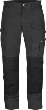 Fjällräven Barents Pro Winter Trousers Dark Grey/Black - Hose Herren