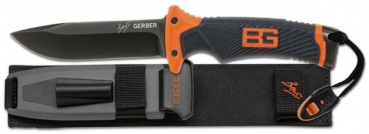 Bear Grylls Survivalmesser Ultimate glatt - Gerber