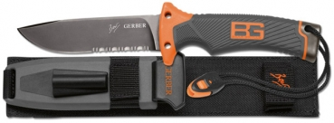 Bear Grylls Survivalmesser Ultimate gezahnt - Gerber