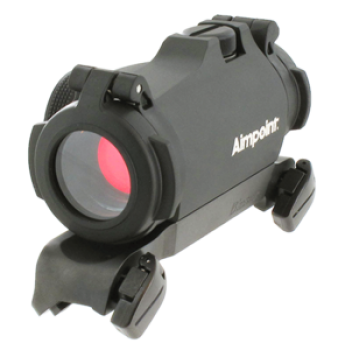 Aimpoint Micro H-2 inkl. Blaser Sattelmontage