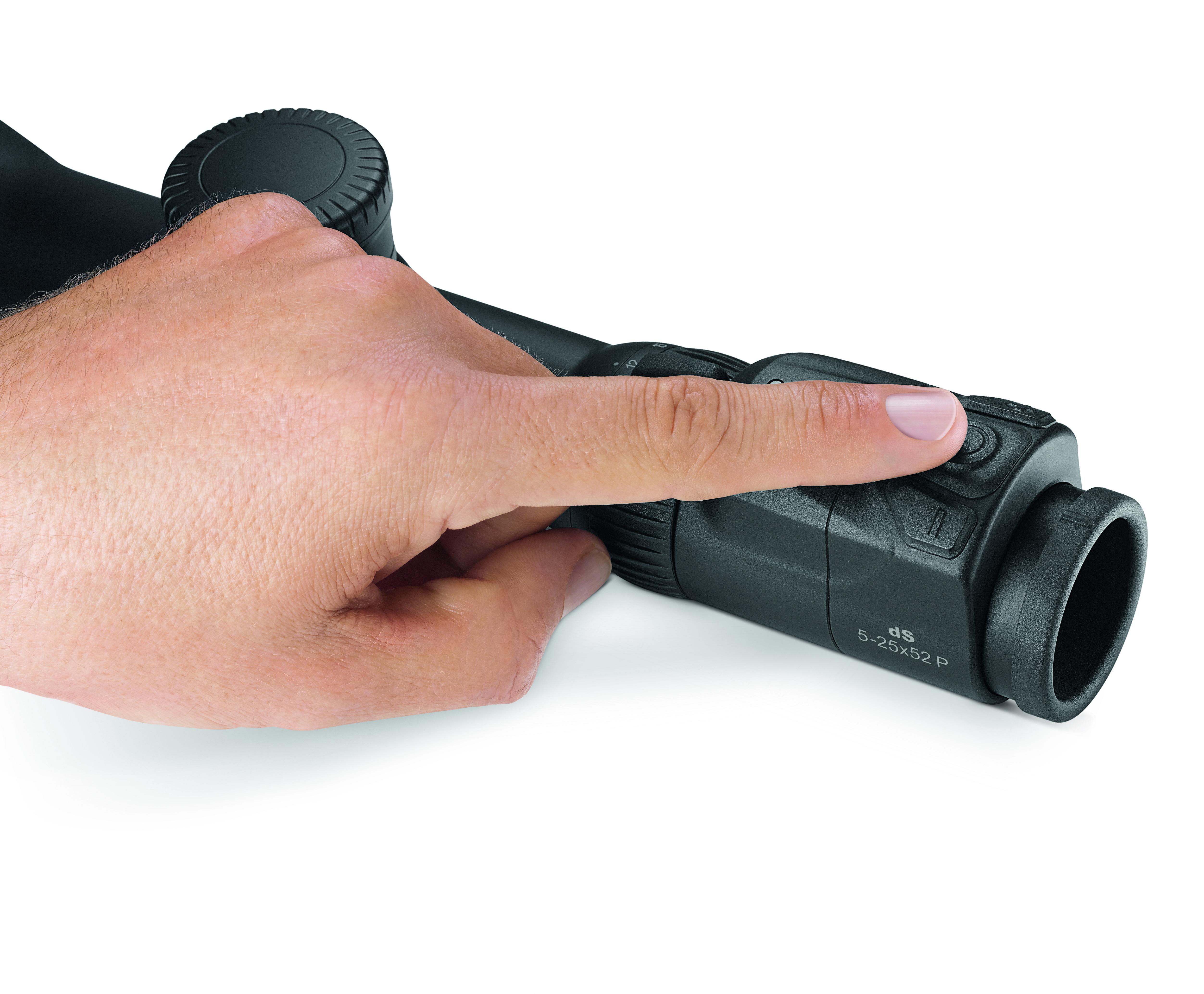 Swarovski Zielfernrohr Mit Entfernungsmesser : Swarovski z i p zielfernrohr mit ballistikturm günstig