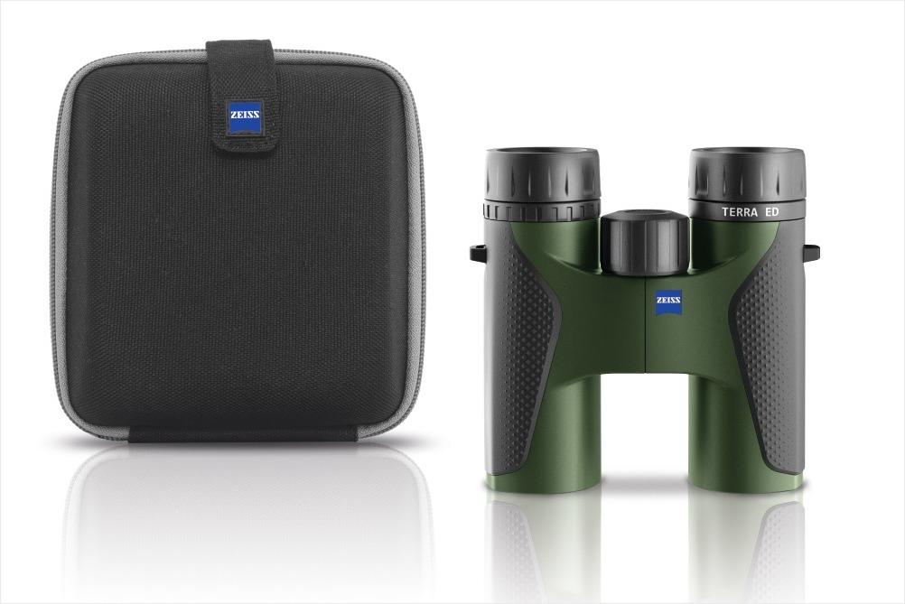 Zeiss Entfernungsmesser Fernglas : Jagd & freizeit zeiss terra ed 8x32 fernglas schwarz grün seite 5