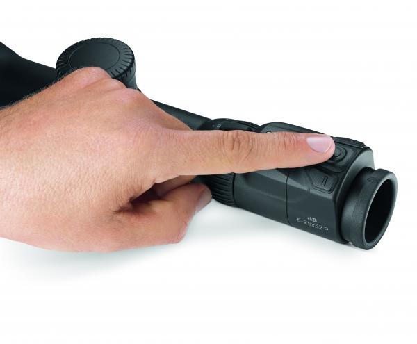 Swarovski Zielfernrohr Mit Entfernungsmesser : Zielfernrohr swarovski z i ii sr absehen a mit
